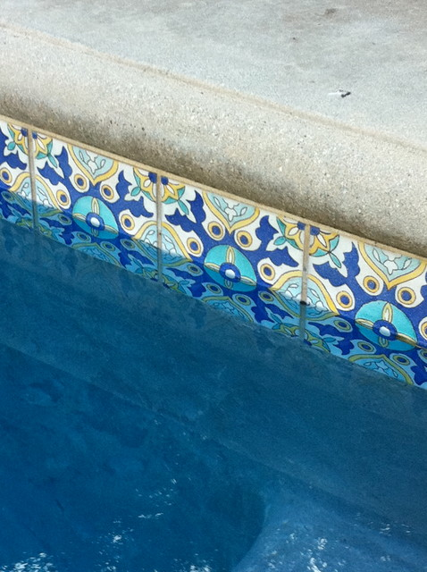 Molino Deco Mediterranean Pool Los Angeles By