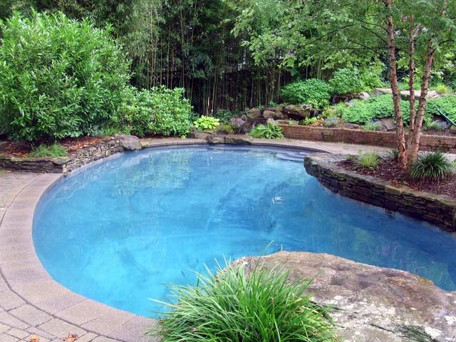 Mom 39 s natural landscape design in annapolis md for Pool design maryland