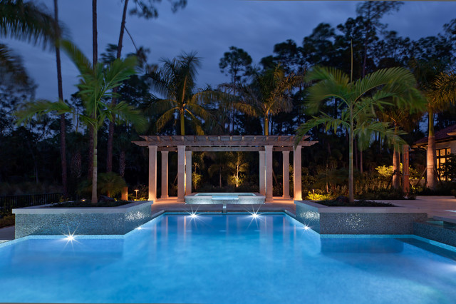 naples florida mediterranean pool other metro by