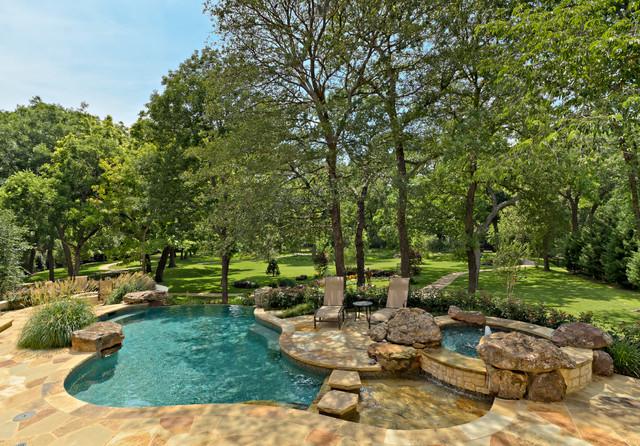 Natural Looking Backyard Pool : Natural Pools eclecticpool
