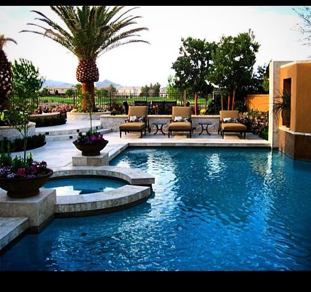 Nevada pools for Architectural design concepts las vegas