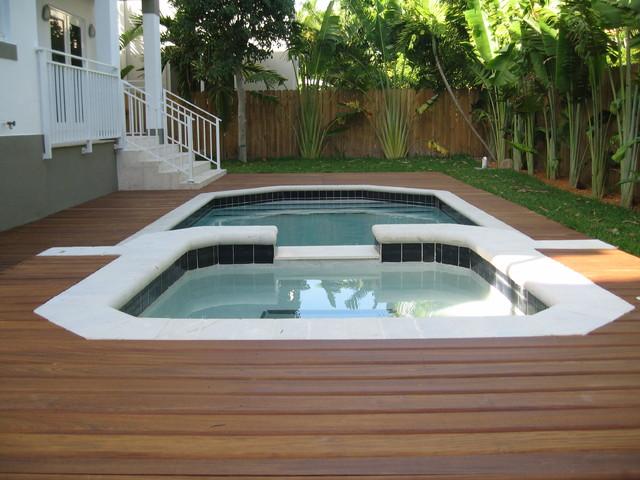 New Construction, Interior Design contemporary-pool