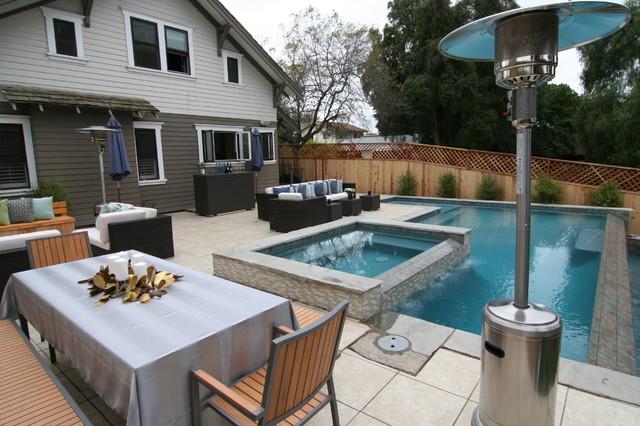 New Pool Design modern-pool