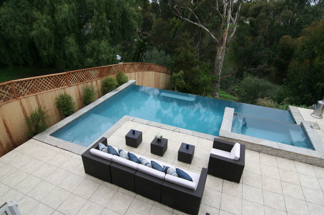 New Pool Design Modern San Diego
