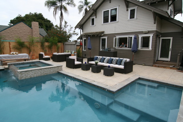 New Pool Design - Modern - Pool - San Diego - by Pacific Sotheby\'s ...
