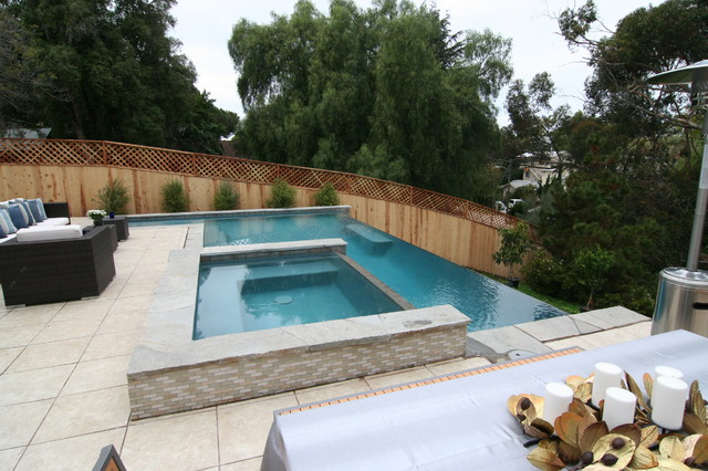 New Pool Design modern-pool & New Pool Design - Modern - Pool - San Diego - by Pacific Sotheby\u0027s ...