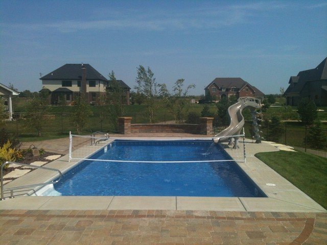 New Pools beach-style-pool