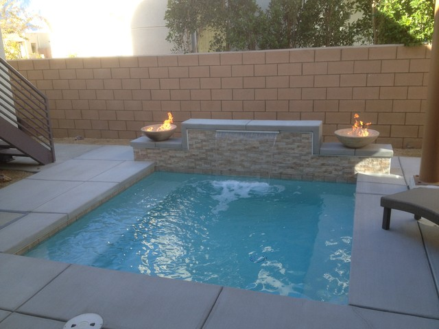 New Spa Spool With Sheer Descent Amp Fire Bowls