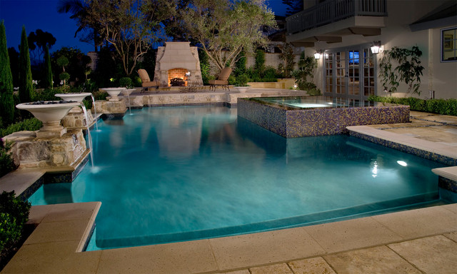Pools & Spas contemporary pool