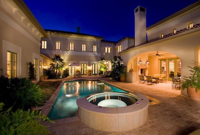 nic abbey luxury homes by lisa nichols  southwestern  pool, Luxury Homes