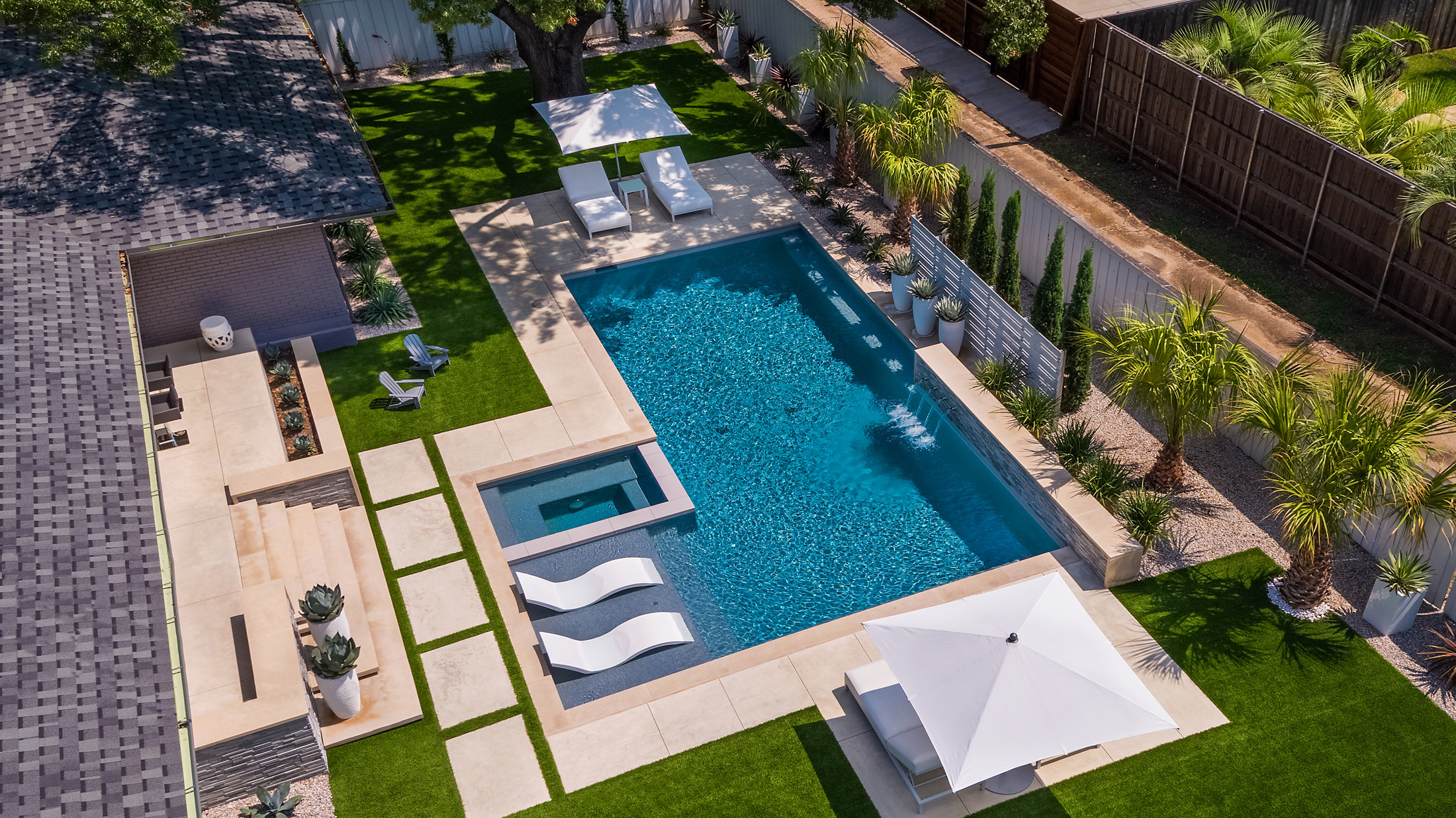 75 Beautiful Modern Pool Pictures Ideas November 2020 Houzz