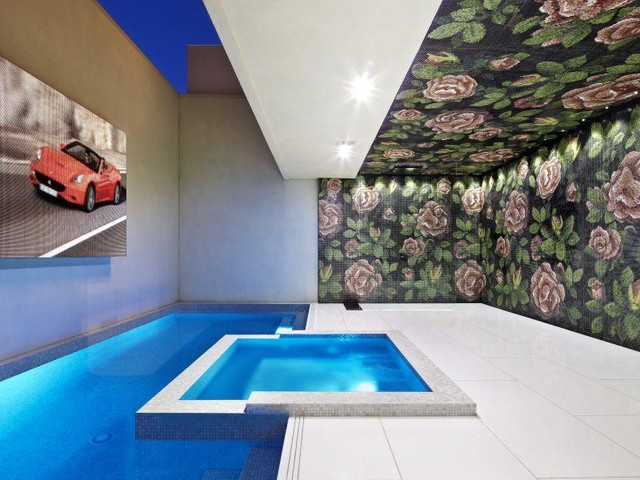 North Melbourne Pool And Spa Modern Pool Melbourne