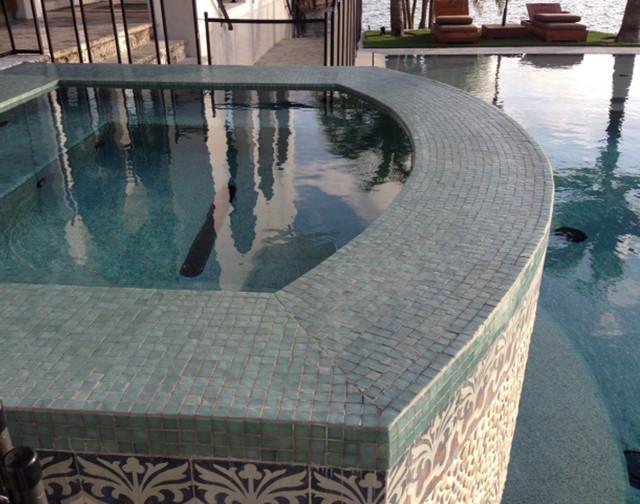 North Miami Residence mediterranean-pool