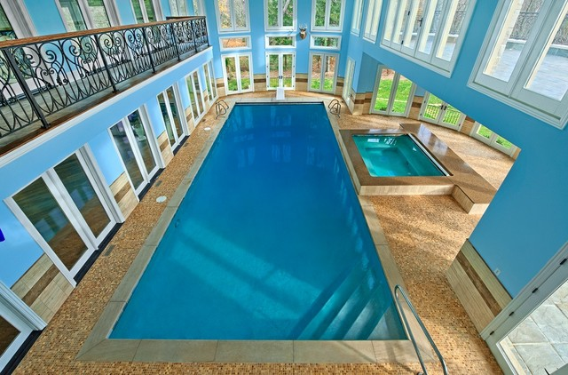 Northfield Il Indoor Swimming Pool And Hot Tub