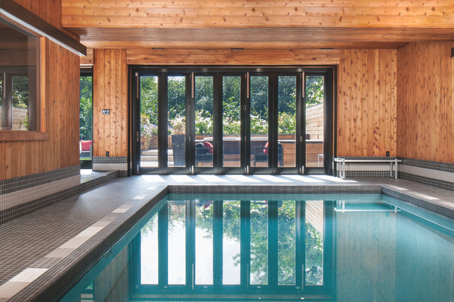 Northumberland Contemporary Swimming Pool Hot Tub Other By Decurtis Design