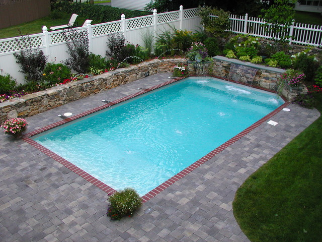 Norwalk traditional pool