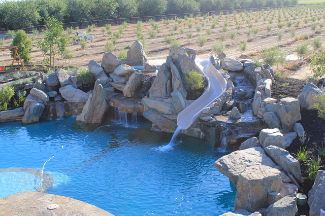 Sullivan residence hgtv cool pools modern pool sacramento by