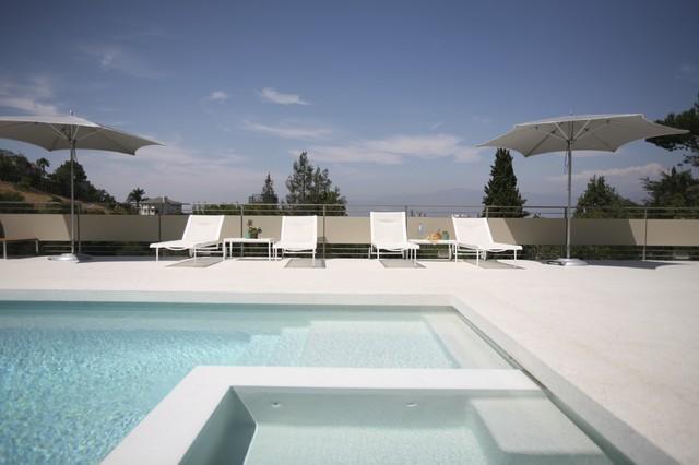 Oakley Residence Modern Pool Los Angeles By