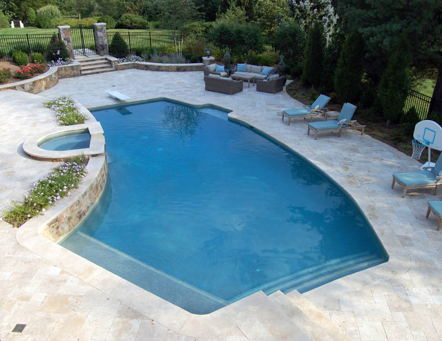oakton va job traditional pool dc metro by colao