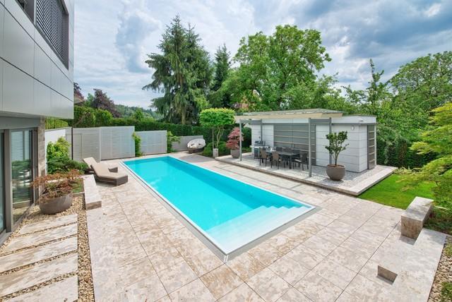 Pool Konzept odenwaldpool 13 x 3 6 x 1 5 m modern swimming pool tub