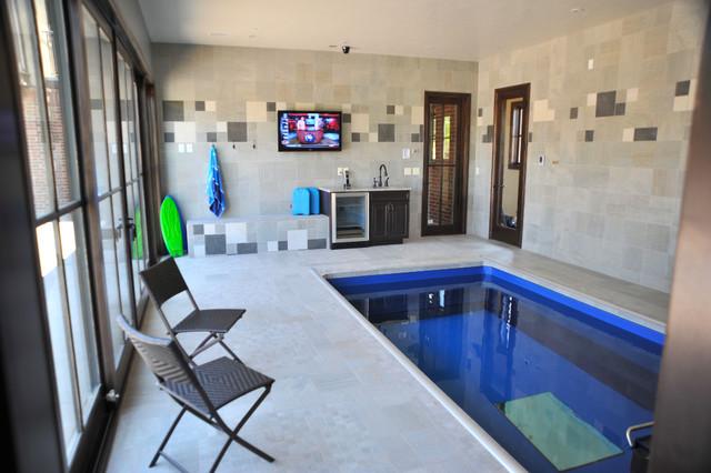 Ogden St Tudor traditional-pool
