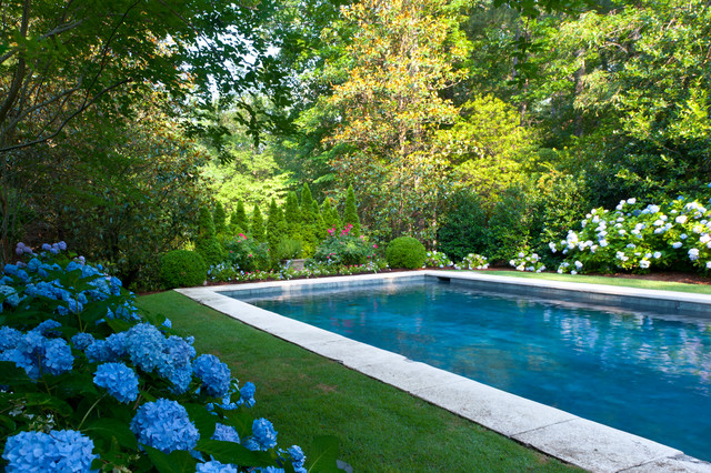 Old Brook Traditional Pool Birmingham By Agricultural Services