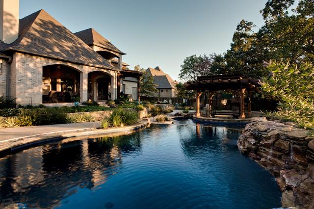 Open Water Southlake Tx Tropical Pool Dallas By