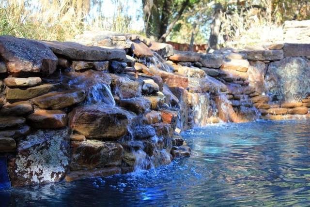 Open Water - Southlake, TX traditional-pool