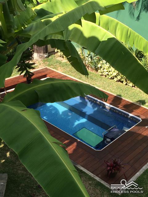 Original Endless Pools® tropical-pool
