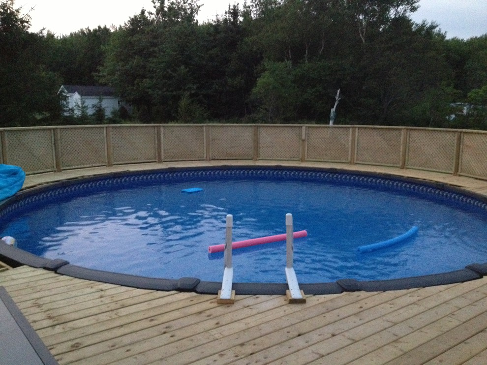 Our Work - Traditional - Pool - Other - by Olympic Pools ...