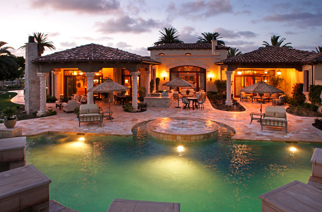 Outdoor Furniture   Resort Living By Susan Spath Mediterranean Pool