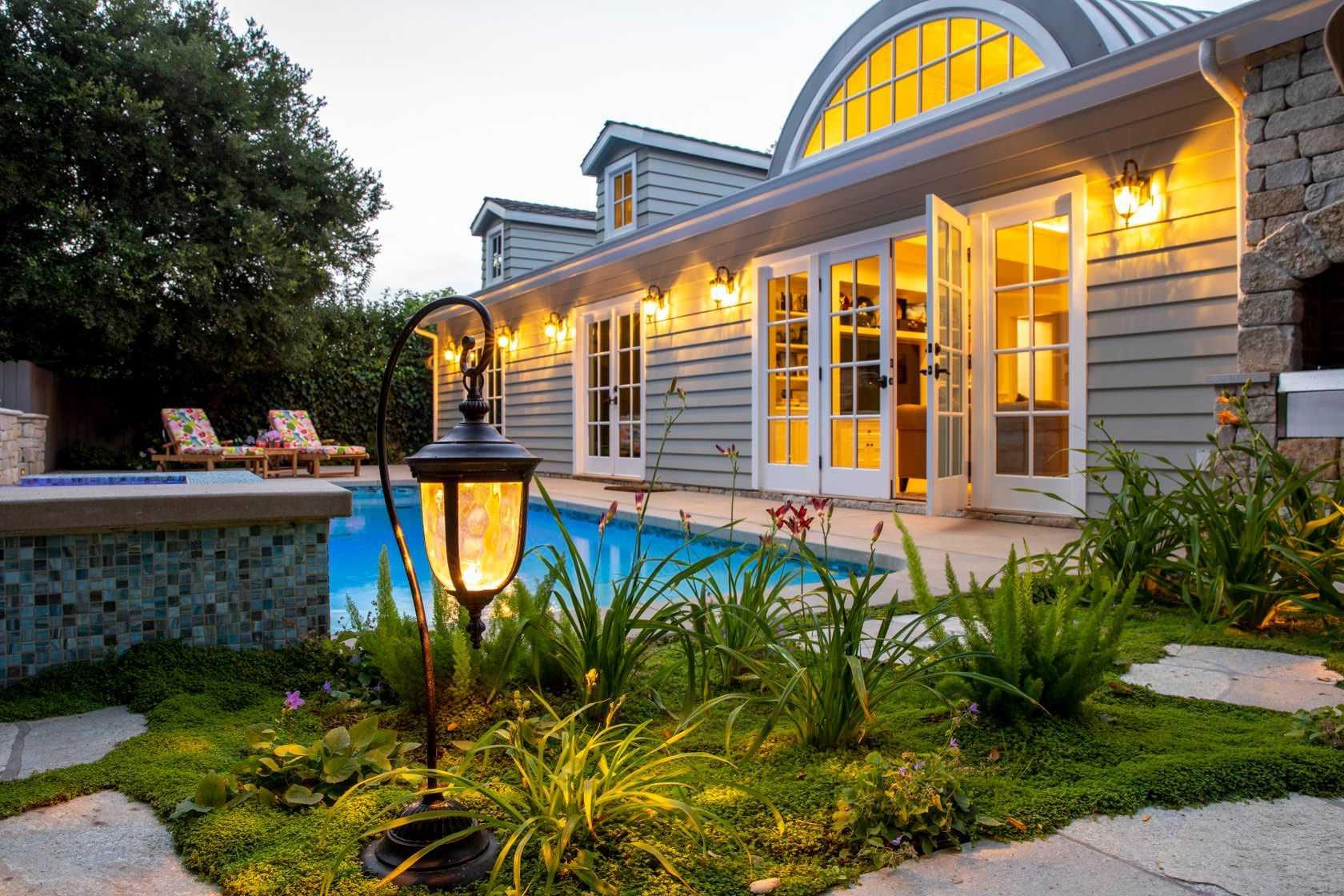 Outdoor Living & Pool Remodel