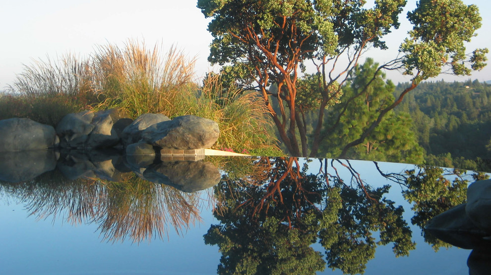Outdoor Living - Contemporary - Pool - Sacramento - by ...