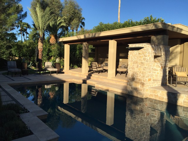 Inspiration for a pool remodel in Phoenix