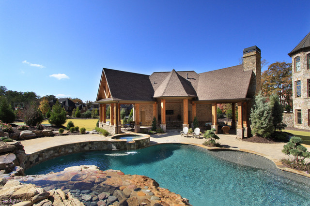 Outdoor Living: Swimming Pools, Pool Cabanas, Outdoor ... on Pool And Outdoor Living id=38960