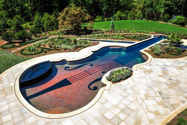 Outdoor Pool Patio Design Installation Bergen County