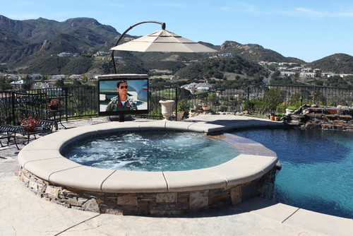 Outdoor TV Lifts