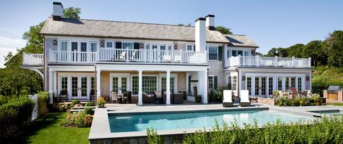 Vineyard style house plans