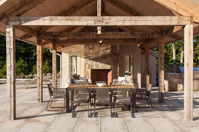 Oyster Harbors Farmhouse Orange County By Cataldo Custom Builders Inc