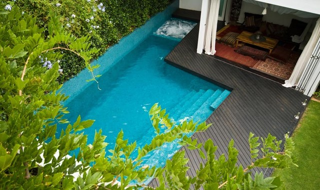 Paddington lap pool modern pool sydney by crystal - Small space swimming pools ...