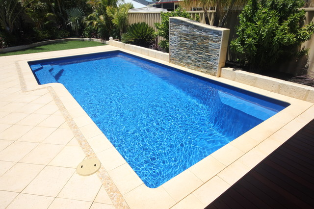 Panama 8m X 4m Modern Pool Perth By Buccaneer Pools