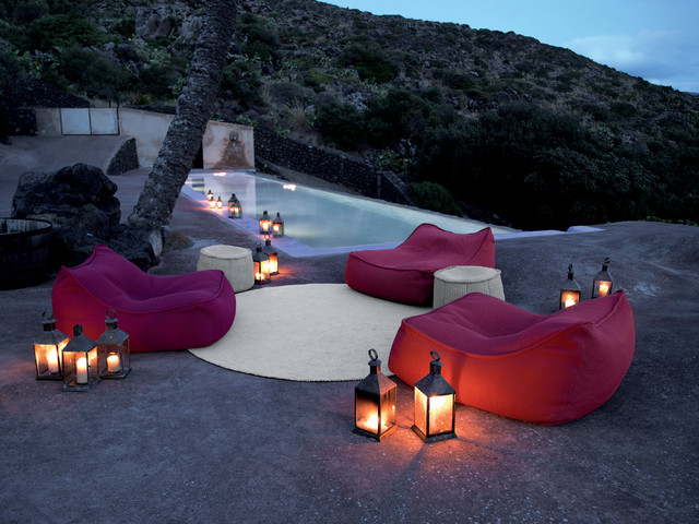 PAOLA LENTI - SHOWROOM - selection collection tropical pool