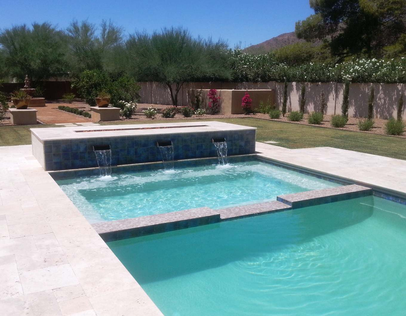 Paradise Valley III--Pool and Spa