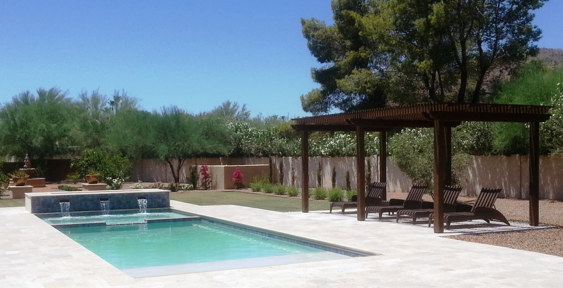 Paradise Valley III--Pool