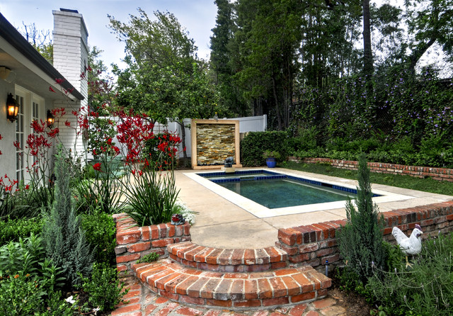 Kate Davidson Landscape Architecture Garden Design : Pasadena ca transitional los angeles by kate anne