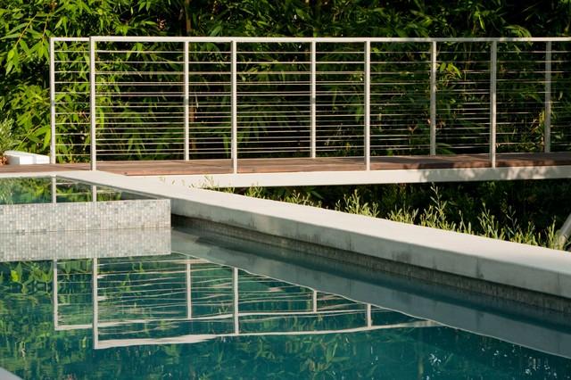 Pasadena contemporary-pool