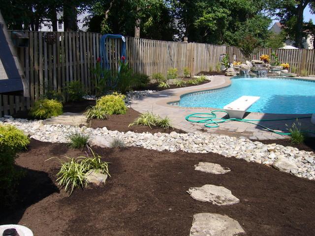 Pasadena oasis for Garden prairie pool enclosures
