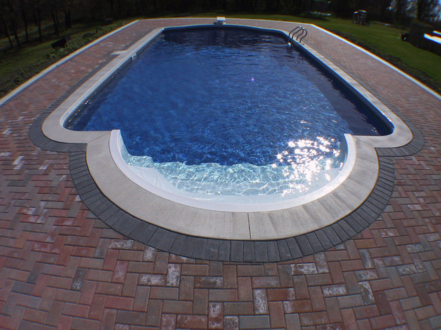 Patrician pool design tropical pool other by oasis for Pool design 101