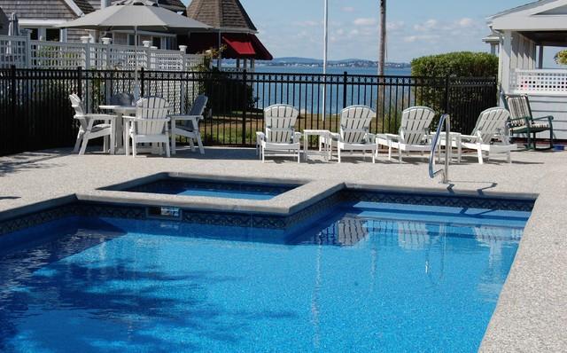 permacrete vinyl lined free form pools pool boston. Black Bedroom Furniture Sets. Home Design Ideas