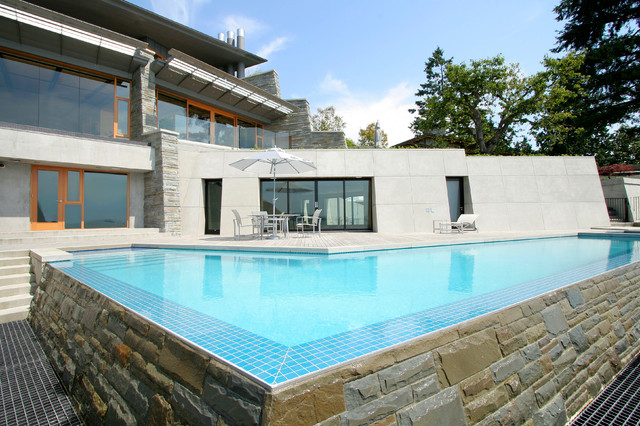 Pool for Pool design vancouver